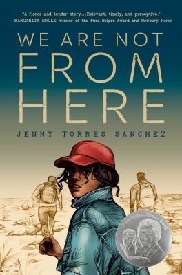We are not from here / by Torres Sanchez, Jenny,
