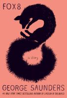 """""""Fox *"""" Book Cover"""