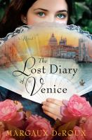 The Lost Diary of Venice book cover