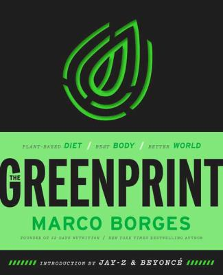 The Greenprint book jacket