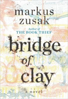 Cover Art for Bridge of Clay