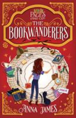 The bookwanderers / by James, Anna