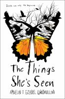 The Things She's Seen book cover