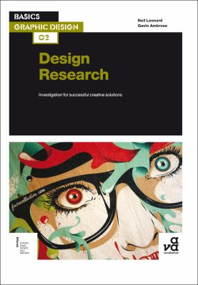 book cover of Design Research