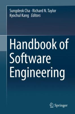 book cover: Handbook of Software Engineering