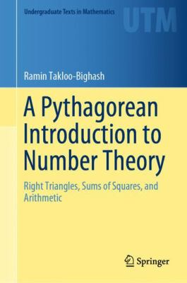 book covers: A Pythagorean Introduction to Number Theory