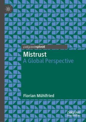 Book Cover : Mistrust : a global perspective