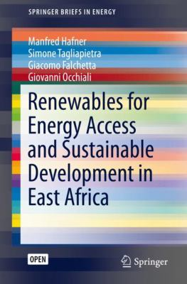 book cover: Renewables for Energy Access and Sustainable Development in East Africa