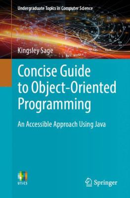 book cove: Concise Guide to Object-Oriented Programming