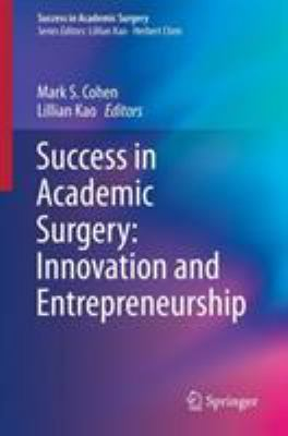 Success in Academic Surgery book cover