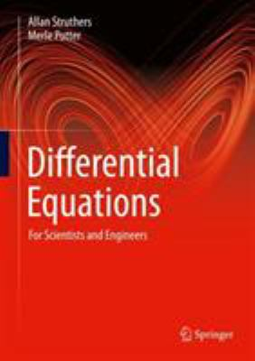 book cover: Differential Equations : for scientists and engineers