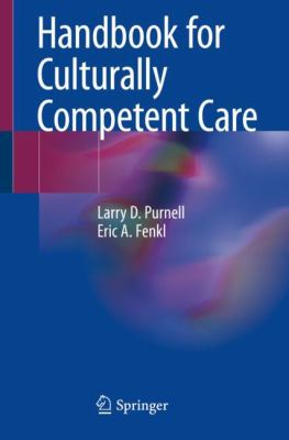 Handbook for Culturally Competent Care