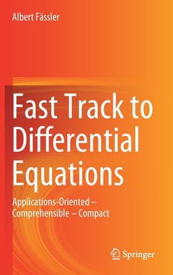 book cover  -Fast Track to Differential Equations