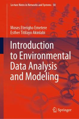 book cover: Introduction to Environmental Data Analysis and Modeling