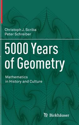 book cover: 5000 Years of Geometry