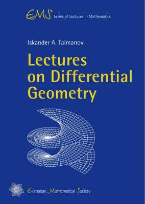 book cover: Lectures on Differential Geometry
