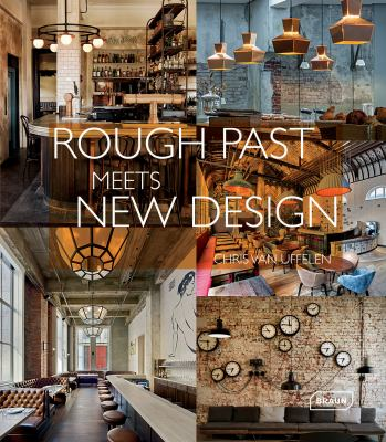 Rough Past Meets New Design book cover