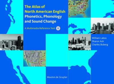 Cover art for Atlas of North American English