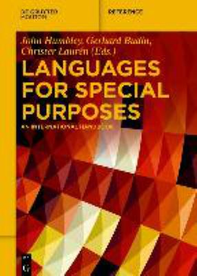 Languages for Special Purposes cover art