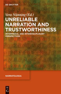 Cover Art - Unreliable Narration and Trustworthiness : Intermedial and Interdisciplinary Perspectives