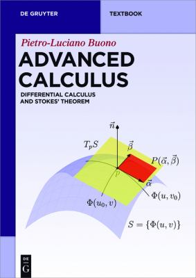 Advanced Calculus (Cover Art)