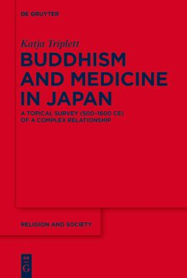 Triplett Buddhism Medicine Japan cover art