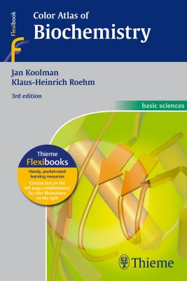 Cover Image: Color Atlas of Biochemistry