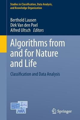 book cover: Algorithms from and for Nature and Life