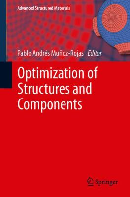Book Cover: Optimization of structures and components
