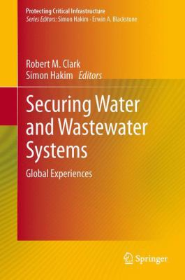 Book Cover : Securing Water and Wastewater Systems