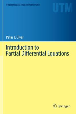 book cover: Introduction to Partial Differential Equations