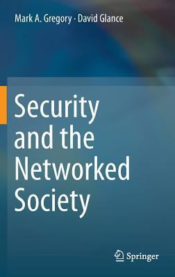 book cover:Security and the Networked Society