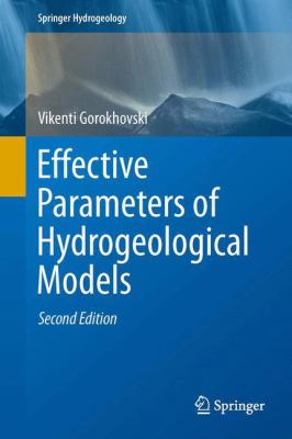 Book Cover : Effective Parameters of Hydrogeological Models