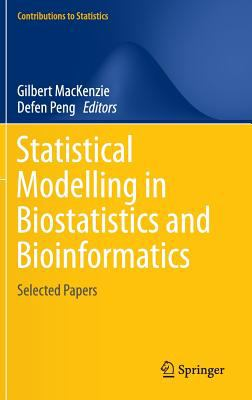 Book cover: Statistical Modelling in Biostatistics and Bioinformatics