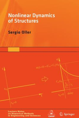 book cover: Nonlinear Dynamics of Structures