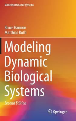 book cover: Modeling Dynamic Biological Systems