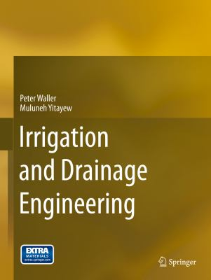 Book Cover: Irrigation and Drainage Engineering