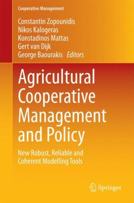 book cover for Agricultural Cooperative Management and Policy