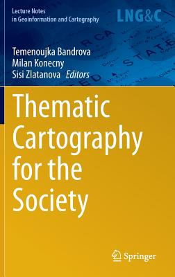 Book Cover : Thematic Cartography for the Society
