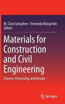 book cover: Materials for Construction and Civil Engineering