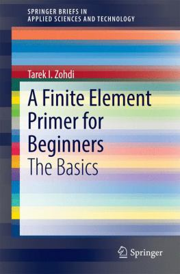 book cover: A Finite Element Primer for Beginners (2015)