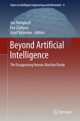 book cover: Beyond Artificial Intelligence
