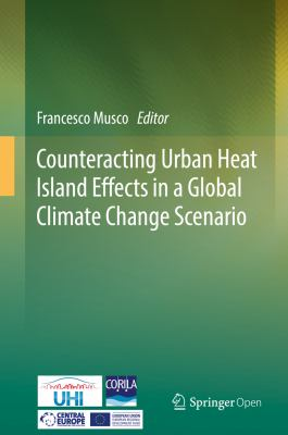 Book Cover : Counteracting Urban Heat Island Effects in a Global Climate Change Scenario