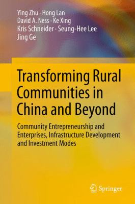 book cover: Transforming Rural Communities in China and Beyond