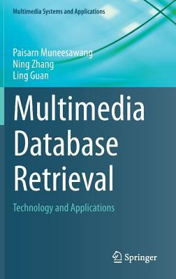 book cover: Multimedia Database Retrieval