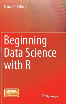 book cover: Data Science with R