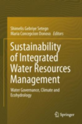 Book Cover : Sustainability of Integrated Water Resources Management