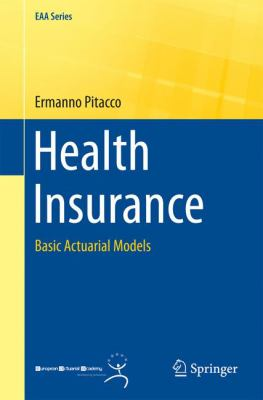 book cover: Health Insurance: basic actuarial models