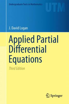 book cover: Applied Partial Differential Equations