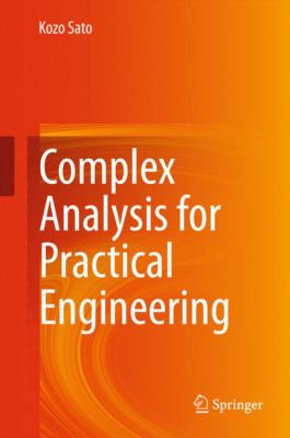 book cover: Complex Analysis for Practical Engineering